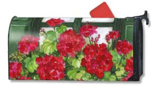Floral Mailbox Covers