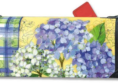 01329 Purple Hydrangeas