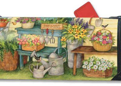 01484 Garden Workbench