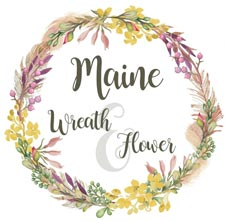 Maine Wreath