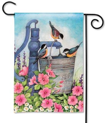 31336 Birds on Water Bucket